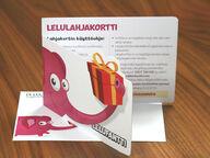 Lelufantti.com Lahjakortti