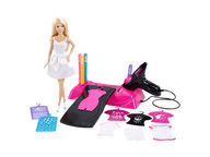 Barbie Nukke ja väriruiskustudio