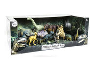Megasaurs Dinopakkaus, 12 dinoa