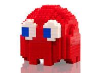 Pac-Man Haamu rakennuspalikat