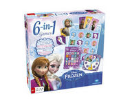 Frozen 6 In 1