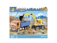 Cobi Dump Truck and Excavator (400 palaa)