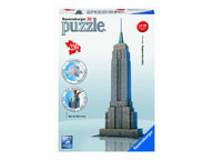 Ravensburger Empire State Building 3D-palapeli, 216 palaa