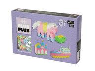 Plus Plus Mini pastel 3in1, 480 palaa