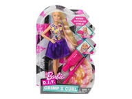 Barbie Colorful Crimps and Curls