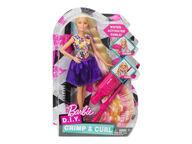 Barbie Colorful Crimps and Curls