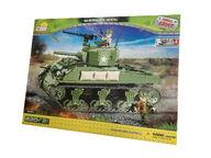 Cobi World War II M4AI Sherman -Tankki (480 palaa)