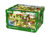Brio Deluxe World -setti