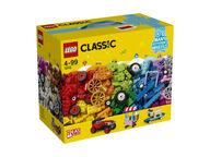 Lego Classic 10715 Palikat pyörillä