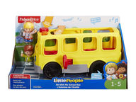 Fisher-Price Little People Koulubussi ja hahmot