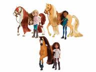 Spirit Riding Free nukke ja hevonen