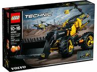 LEGO Technic 42081 Volvo ZEUX konseptipyöräkuormaaja
