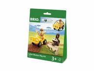 BRIO WORLD Safarityöntekijä-leikkisetti