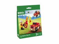 BRIO WORLD Palomies-leikkisetti