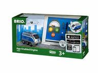 BRIO WORLD Sovelluksella kauko-ohjattava veturi