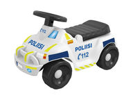 Plasto Potkuauto poliisiauto