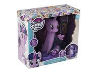 My Little Pony Twilight Sparkle Kampauspää valolla