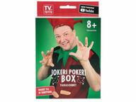 Jokeri Pokeri Box taikasormisetti