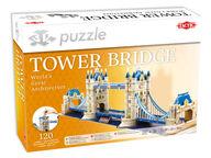 Tactic Tower Bridge 3D -palapeli (121 palaa)