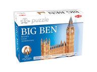 3D Palapeli Big Ben, 117 palaa