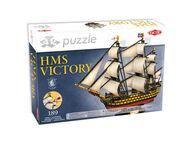 3D Palapeli HMS Victory -laiva, 189 palaa