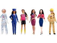 Barbie Career Ammattinukke