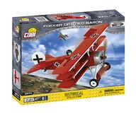Cobi Fokker DR-1 Punainen Paroni (175 osaa)