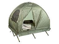 Täydellinen telttasänkysetti kahdelle