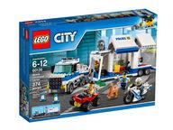 Lego City Police 60139 Liikkuva komentokeskus
