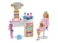 Barbie Kauneussalonki -leikkisetti