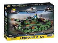 Cobi Leopard 2 A4 Panssarivaunu (864 osaa)