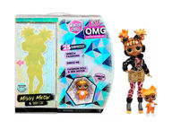 L.O.L. Surprise OMG Winter Chill Missy Meow -nukke