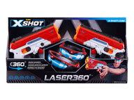 X-Shot Laser 360 -blastersetti