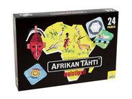 Afrikan Tähti -muistipeli