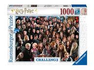 Ravensburger Harry Potter Challenge -palapeli, 1000 palaa