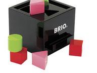 BRIO Palikkalaatikko