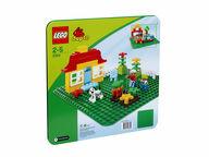Lego Duplo 2304 Peruspalikat Suuri vihreä rakennuslevy