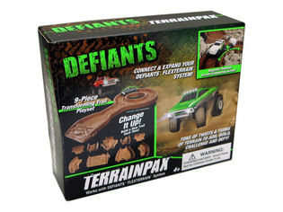 Defiants Rough&Ready starttipakkaus