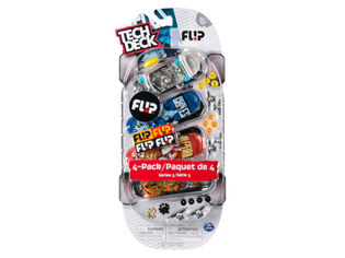 Tech Deck 4-Pack, multipack