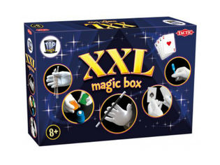 XXL Magic Big Box -taikuripakkaus
