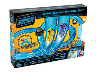 Zipes Speed Pipes Duel Barrel Racing Set