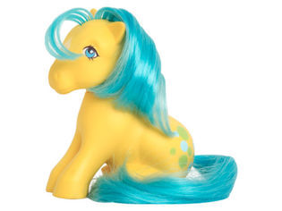 My Little Pony Retro Bubbles