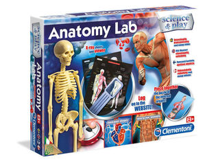 Clementoni Anatomy Lab ihminen