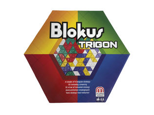 Blokus Trigon Strategiapeli