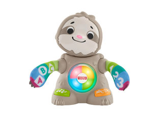 Fisher-Price Linkimals Smooth Moves -laiskiainen