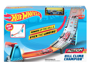Hot Wheels Hill Climb -autoratasetti