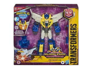 Transformers Cyb Battle Call Trooper Class -hahmo