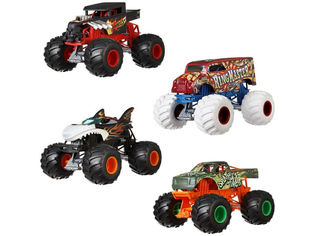 Hot Wheels Monster Trucks 1:24 Monsteriauto