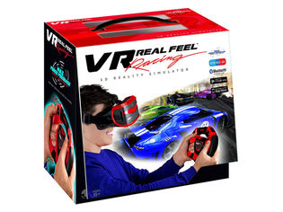 VR Real Feel Racing -ajopeli
