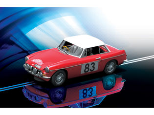 Scalextric MGB 1964